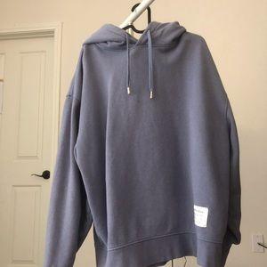 Acne studio oversized hoodie